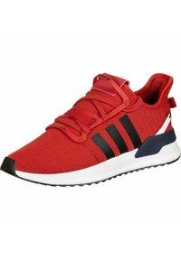 adidas Originals - U_PATH RUN SHOES - Trainers - red/black - 2