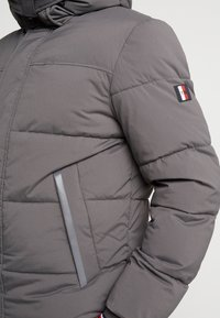Tommy Hilfiger - STRETCH HOODED - Winter jacket - grey - 5