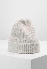 Weekday - SNOW BEANIE - Huer - grey melange - 2