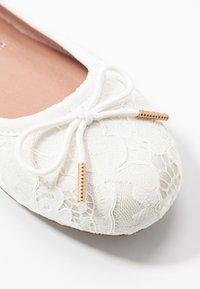 Tamaris - Ballet pumps - champagne - 2
