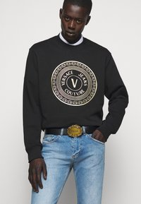 Versace Jeans Couture - Belt - nero - 0