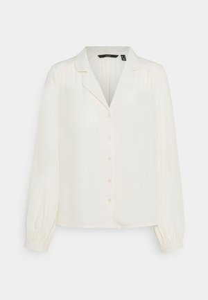 VMPOEL - Button-down blouse - birch