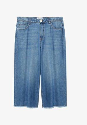 BANANA - Flared Jeans - mittelblau