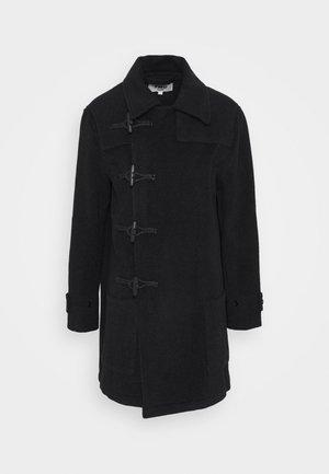 SPEAKEASY COAT - Zimní kabát - charcoal