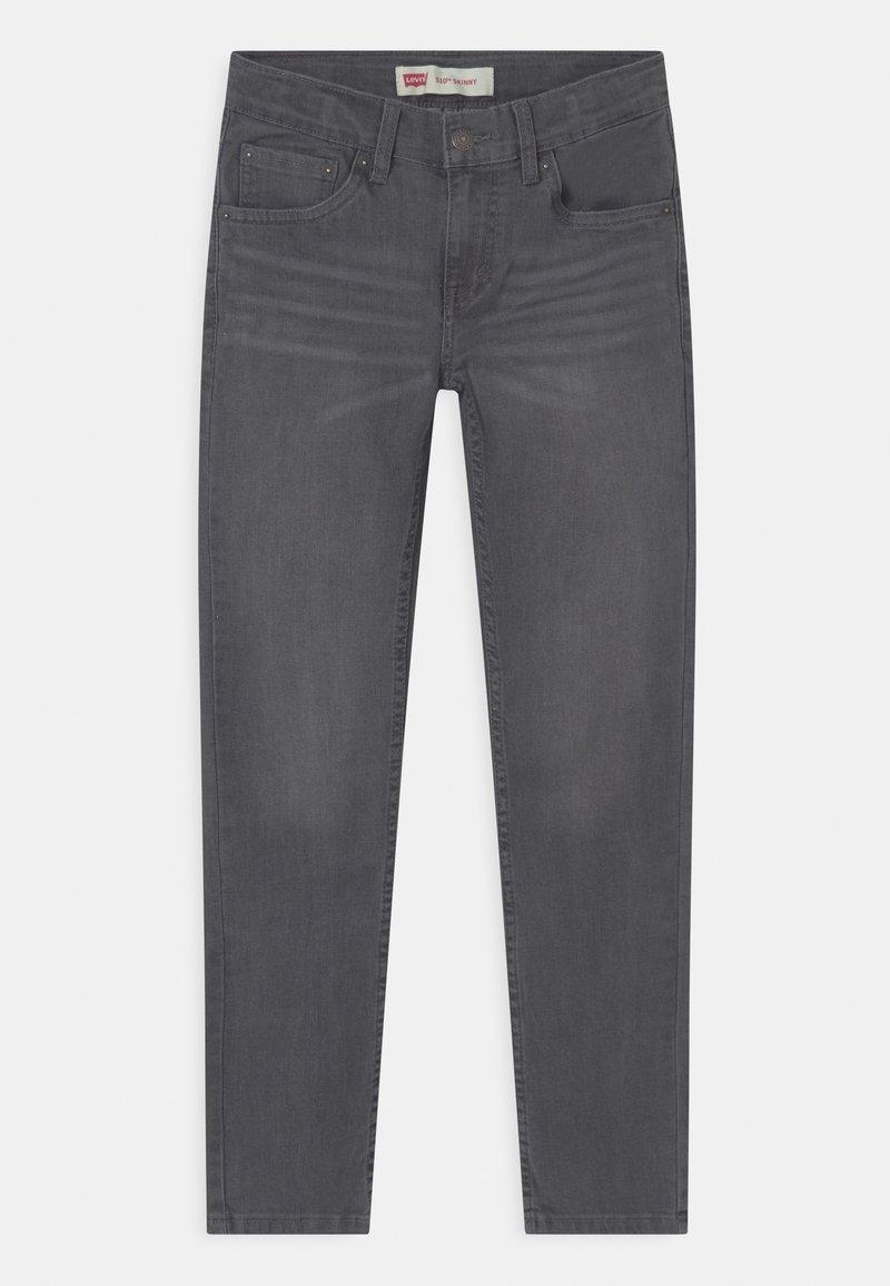 Levi's® - 510 SKINNY - Jeans Skinny Fit - grey denim