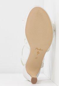 Menbur - Sandales à talons hauts - ivory - 6