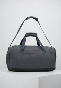 adidas Performance - ESSENTIALS LINEAR SPORT DUFFEL BAG UNISEX - Sportväska - grey six/black/silver grey core - 2