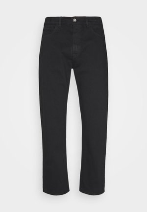 TEARAWAY - Džíny Straight Fit - black
