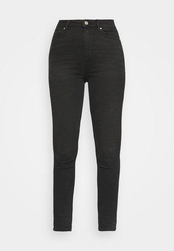 CARRIE  - Jeans Skinny Fit - black denim