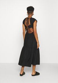 Gina Tricot - ESTHER DRESS - Sukienka letnia - black - 2