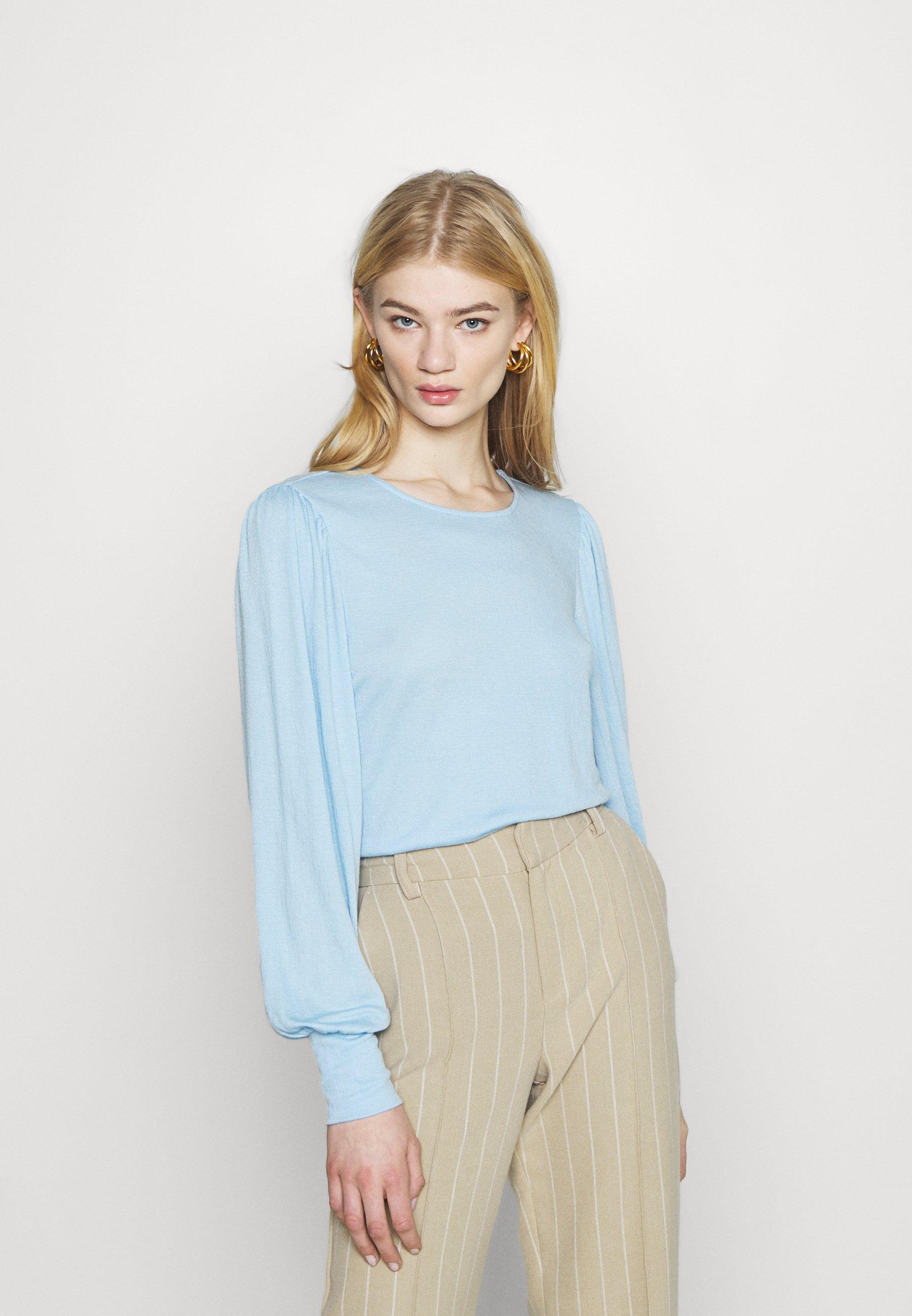 Femme VISUVIA - T-shirt à manches longues