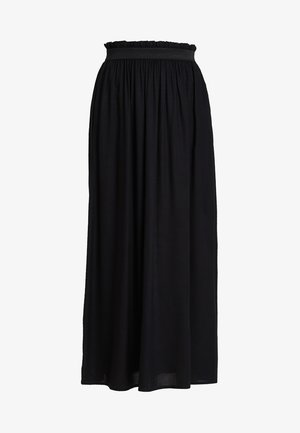ONLVENEDIG  - Maxi skirt - black