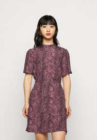 New Look Petite - KONSTANTINE UPDATE MINI - Day dress - pink pattern - 0