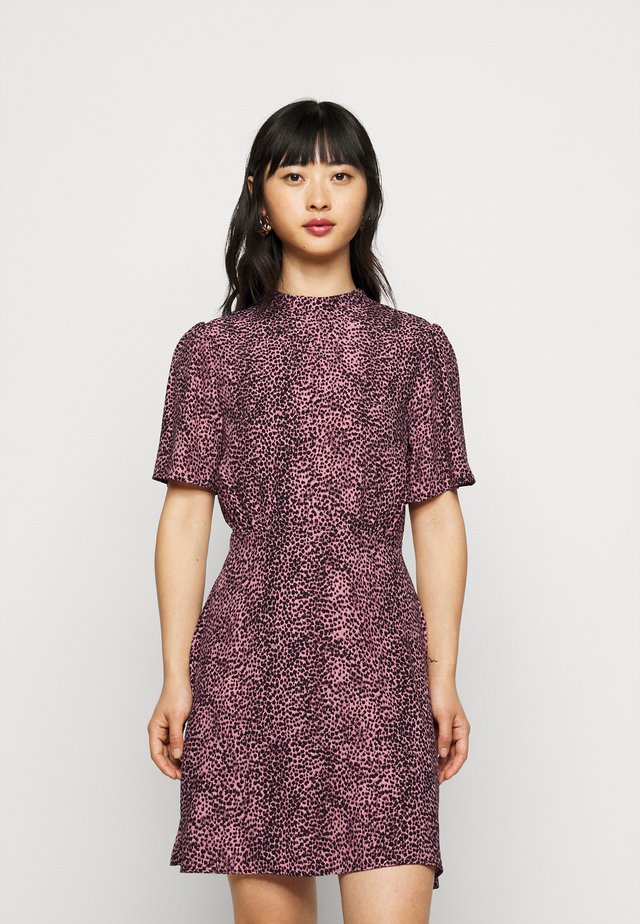 KONSTANTINE UPDATE MINI - Day dress - pink pattern