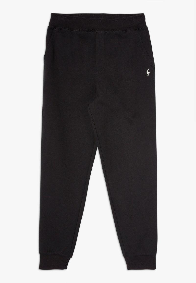 Polo Ralph Lauren - BOTTOMS - Tracksuit bottoms - polo black