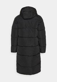 ONLY - ONLMONICA LONG PUFFER COAT  - Winter coat - black - 2