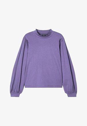 Blouse - aster purple