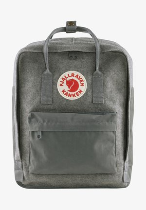 RE-WOOL  - Rucksack - granite grey
