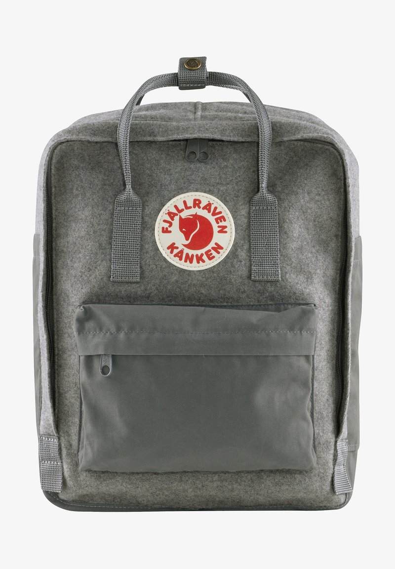 Fjällräven - RE-WOOL  - Sac à dos - granite grey