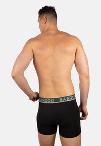 Bandoo Underwear - 2PACK - Pants - black,navy blue - 1