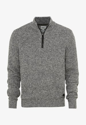 Jumper - heather grey