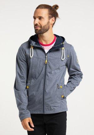 FUNKTIONS - Outdoor jacket - marine melange
