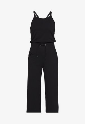 UTILITY STRAP WMN S\LESS - Jumpsuit - black