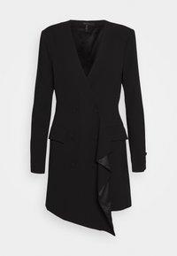 BCBGMAXAZRIA - EVE SHORT DRESS - Etuikjole - black - 6