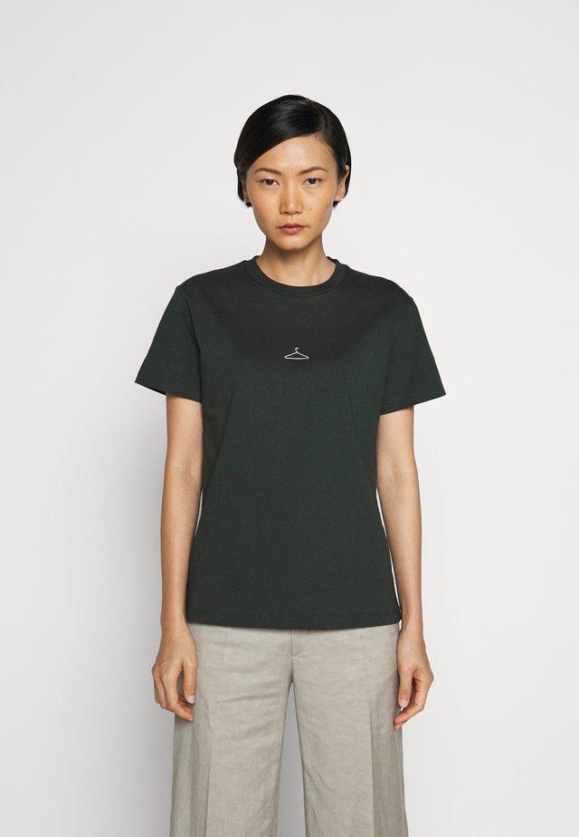 SUZANA TEE - T-shirt basique - new army