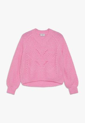 HEDVIG - Trui - neon pink