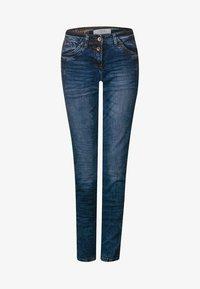 Cecil - Straight leg jeans - blue - 4