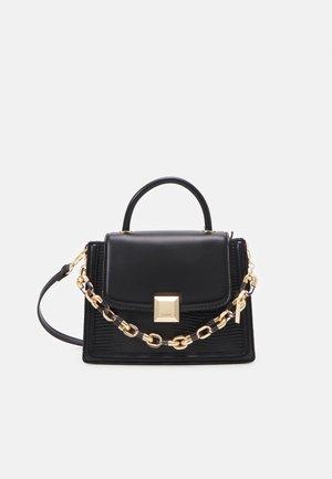 ONERRADDA - Handbag - black/gold