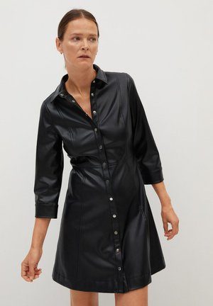 SKIN - Day dress - schwarz