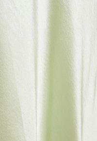 YAS - YASPASTELLA MIDI SKIRT - A-line skirt - tender greens - 2