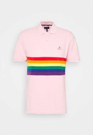PRIDE RUGGER UNISEX - Polo shirt - california pink