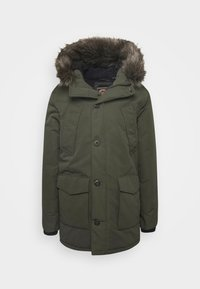 EVEREST  - Winter coat - army khaki