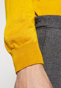 Casual Friday - KONRAD  - Jumper - golden yellow - 5