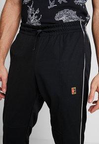 Nike Performance - PANT - Træningsbukser - black/white - 3
