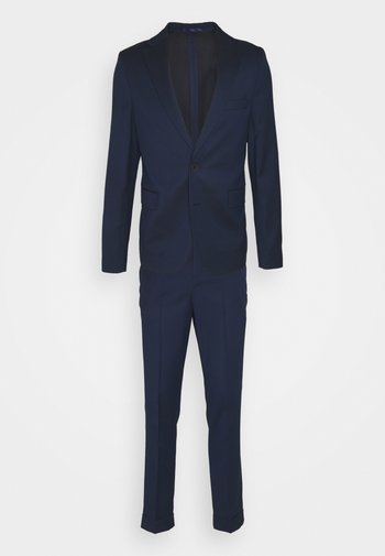 THE RELAXED SUIT  - Suit - dark blue