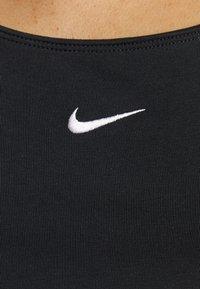 Nike Sportswear - CAMI TANK - Topper - black/white - 7