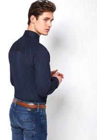 DESOTO - Shirt - dunkelblau - 2