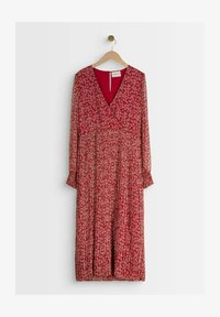 Maison 123 - Maxi dress - rouge foncé - 2