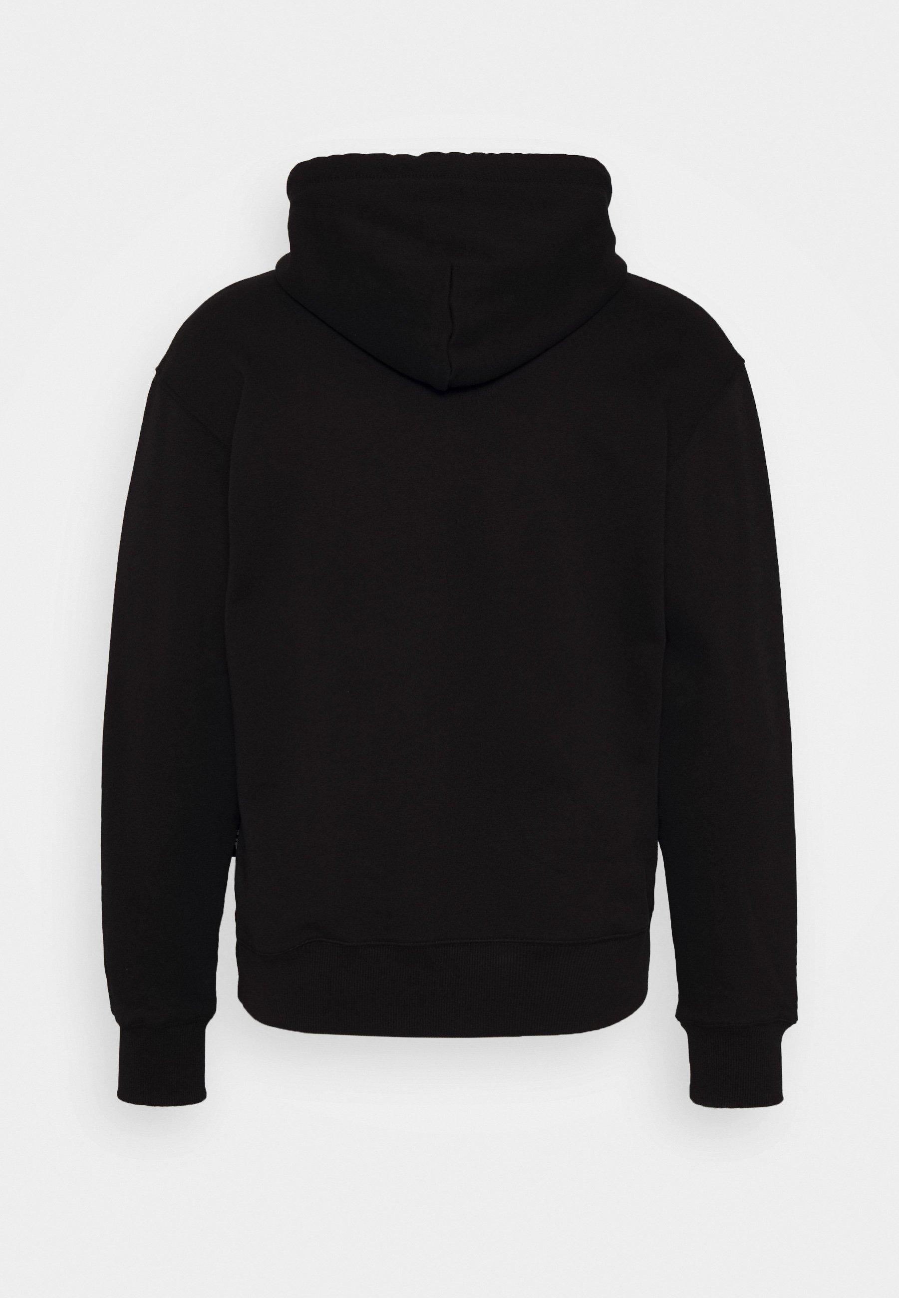 Versace Jeans Couture Felpa - Hoodie Black/svart