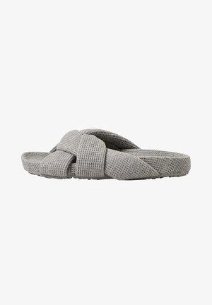 Klapki - grey