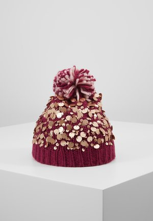 POM HAT - Muts - berry