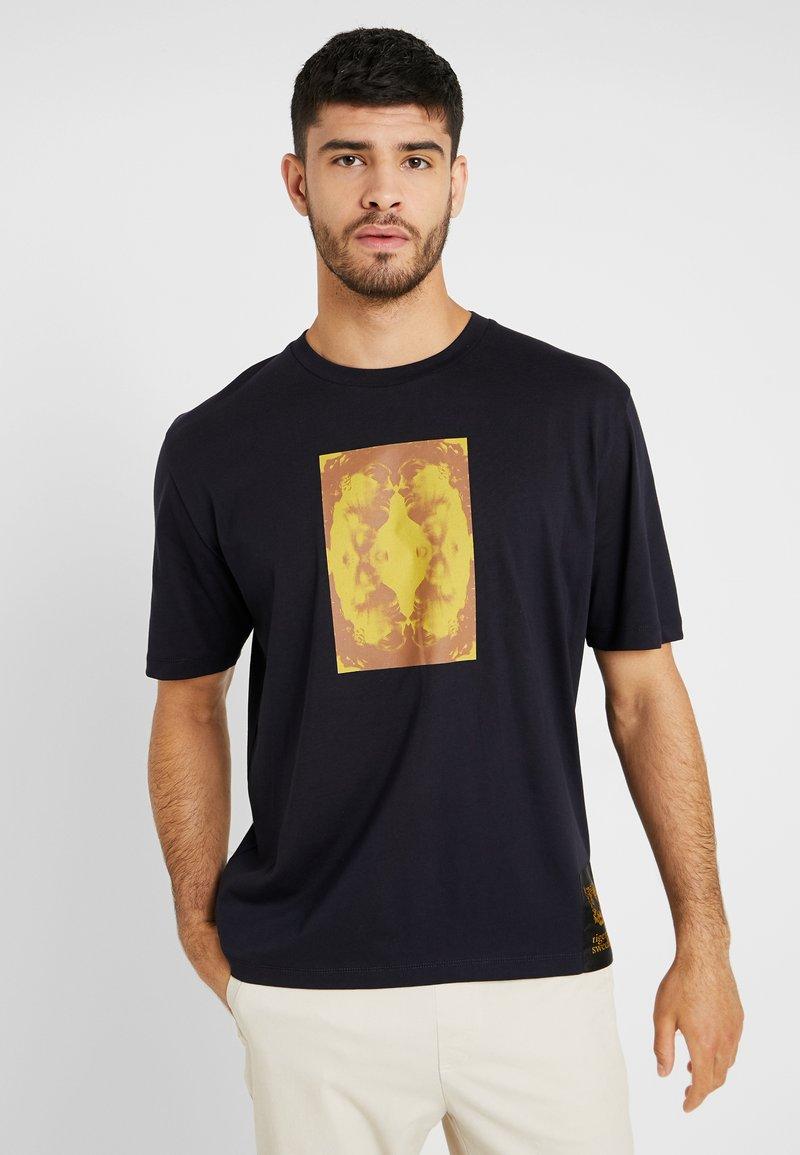 Tiger of Sweden Jeans - PRO  - T-shirt med print - black