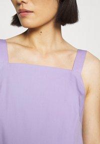 ARKET - DRESS - Day dress - lilac purple light - 9