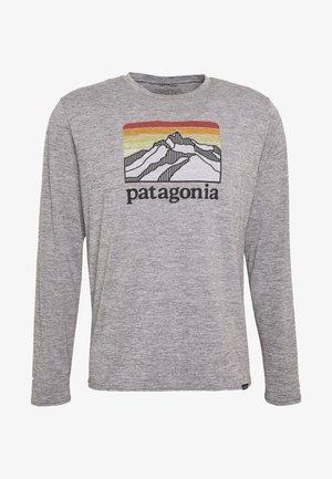 COOL DAILY GRAPHIC - Långärmad tröja -  feather grey