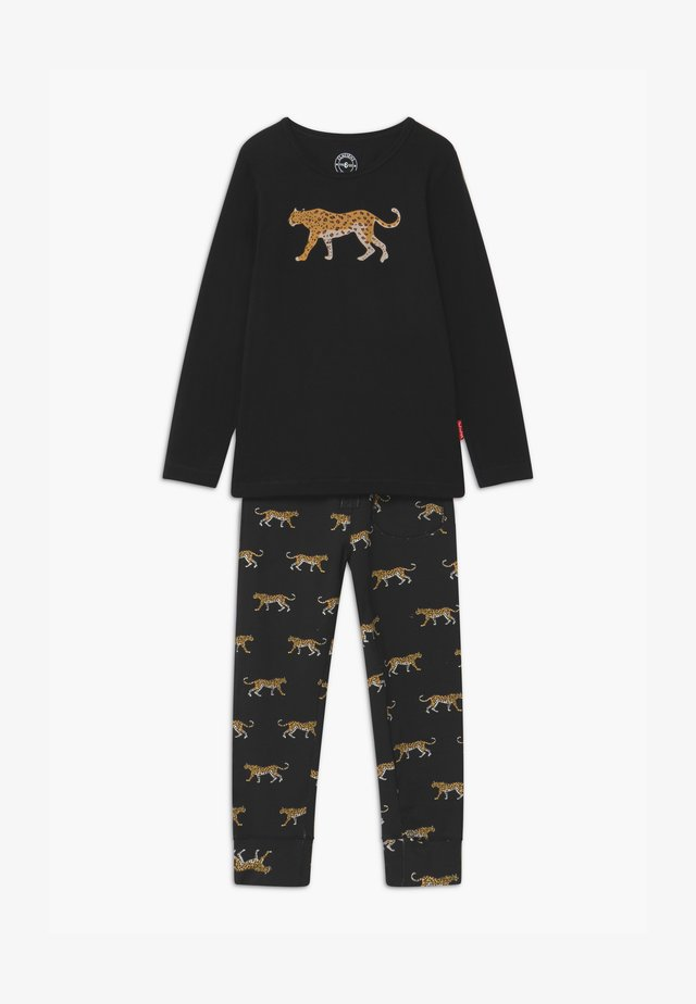 GIRLS - Pyjama set - black panther