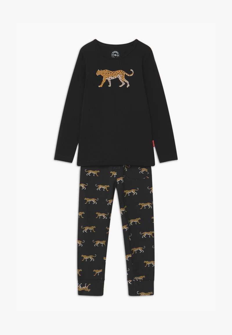 Claesen's - GIRLS - Pyjama set - black panther